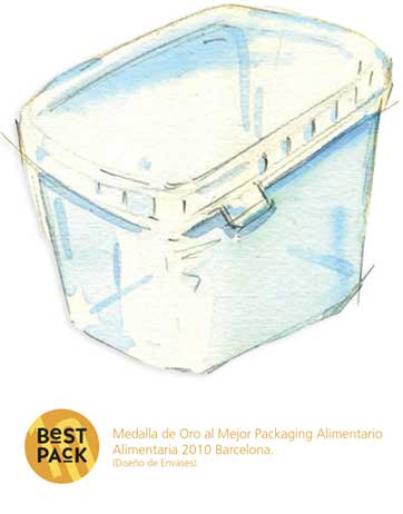 Premio al mejor packaging - Alimentaria Barcelona 2010